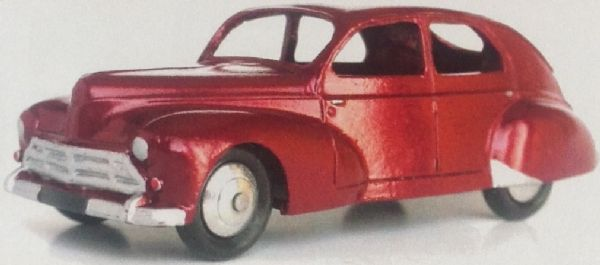 CLUB DINKY FRANCE MODEL No. CDF62 PEUGEOT 203 SPORT